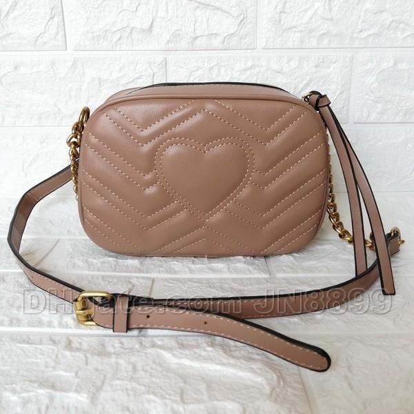 Дизайн Роскошная сумка для сумочки Новые Женские сумки Gold Chain Cross Bags Soho Disco Bag Bag Bag Кошелек 5 Цвета
