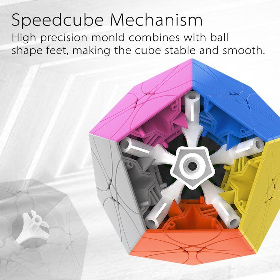 Magic مكعب لغز moyu مكعبات الفصول rediminx dodecahedron دينو meilong بلوم بلوم بلومينكس megamin x megaminxeds تويست لعبة