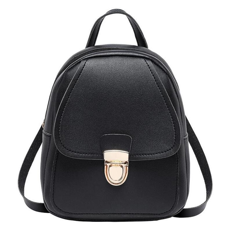 2020 جديد إمرأة حقيبة الظهر بو حقيبة السفر للماء الإناث أكياس سيدة Q0528