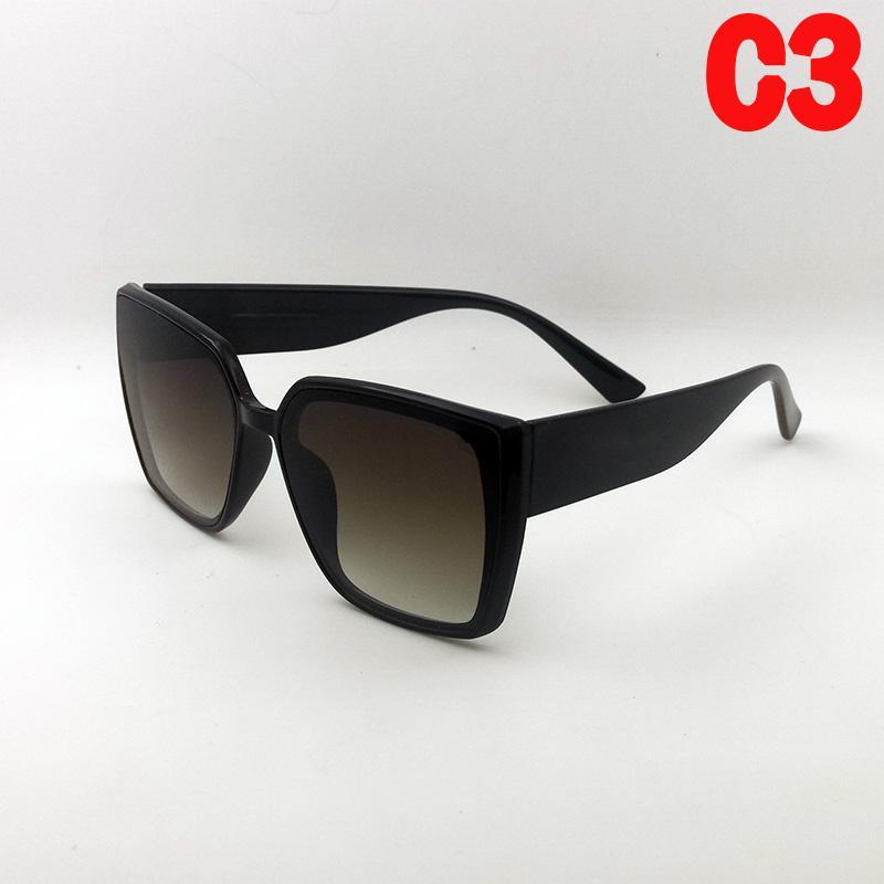 Gafas de sol sunglasses women fashion designers sun glasses for woman rectangle frame luxury designer high quality sunglasses occhiali