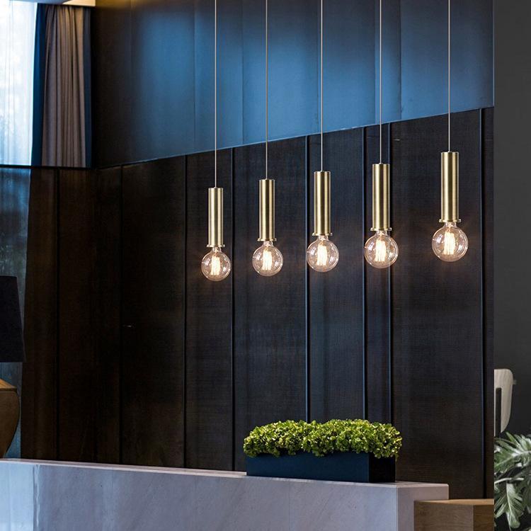 유럽 북유럽 LED 철 크리스탈 라이트 매달려 램프 거실 조명 거실 샹들리에