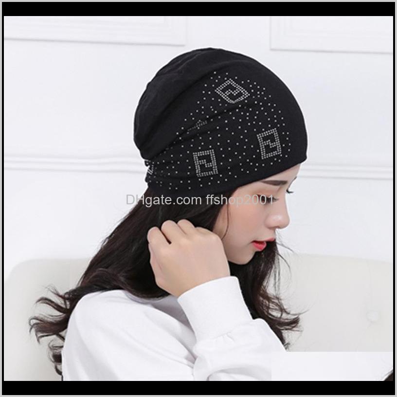 Beanie / Kafatası Şapkalar Şapkalar, Atkılar Eldivenler Moda Tatil Kazançları -Selling Kapşonlu Kafa Cap Sokak Toptan Şapka Kadın Skullies Beanies Bırak Del