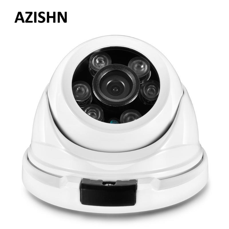 "Kameralar Azishn Vandalproof AHD Kamera 5MP 1/3 ""SC3035 / OV4689 2560 * 1920 DOME IP66 Su Geçirmez 6IR LED'ler Güvenlik IR Kesim CCTV"