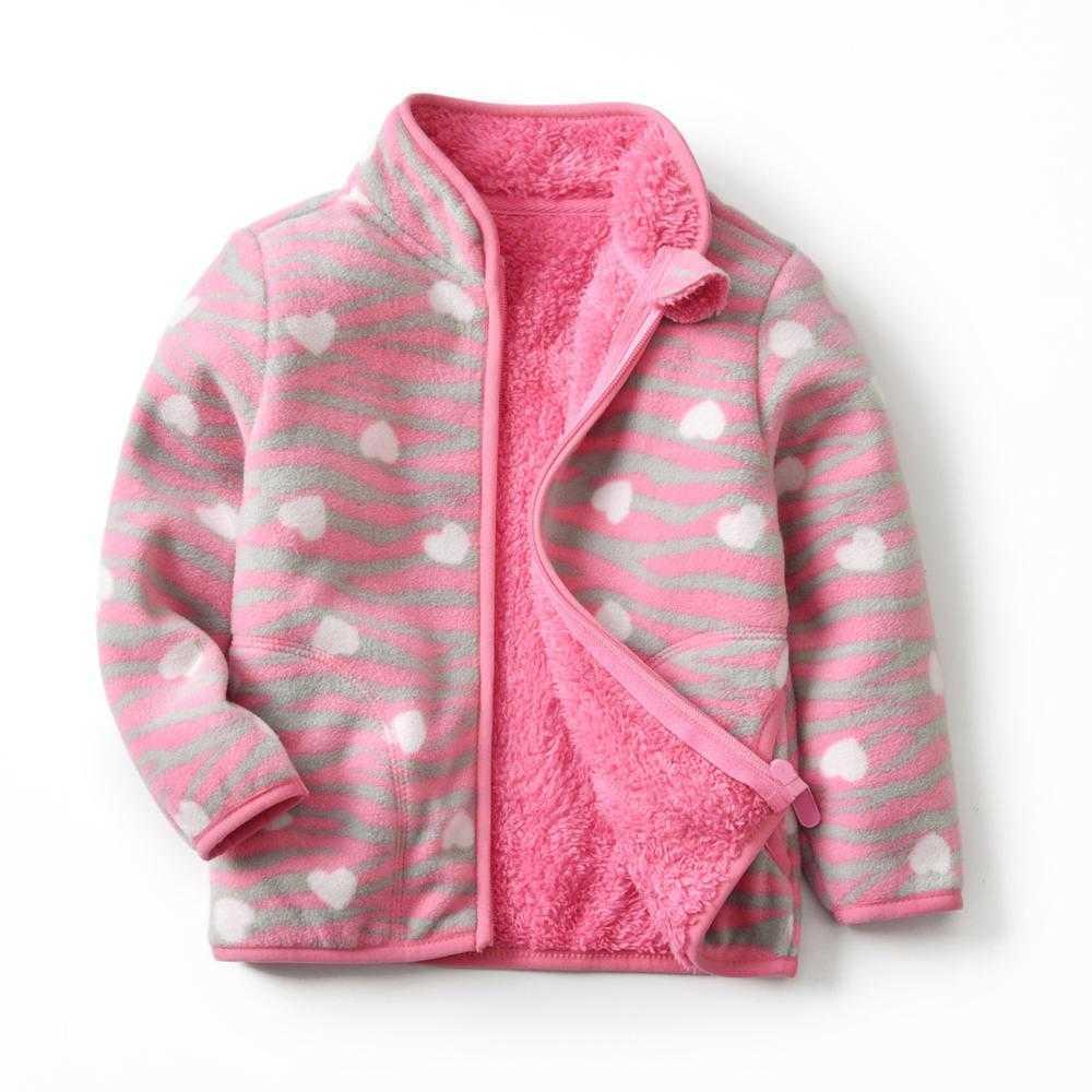 spring autumn children kids polar fleece hoodies sweatshirts baby boys girls jackets sweatshirts soft thick warm high 210729