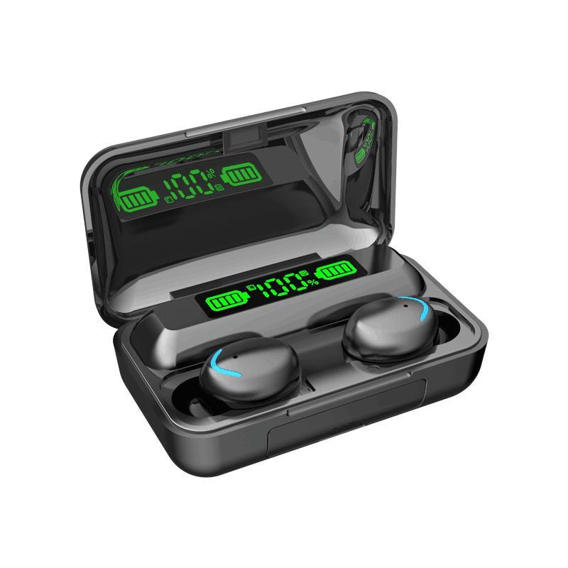 Kablosuz Bluetooth Kulaklık Cep Telefonu Kulaklık Kulak Sporları Stereo Touch 5.1