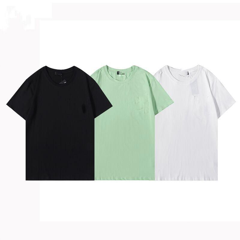 The big trend in 2021 is a solid-colored, loose-fitting T-shirt