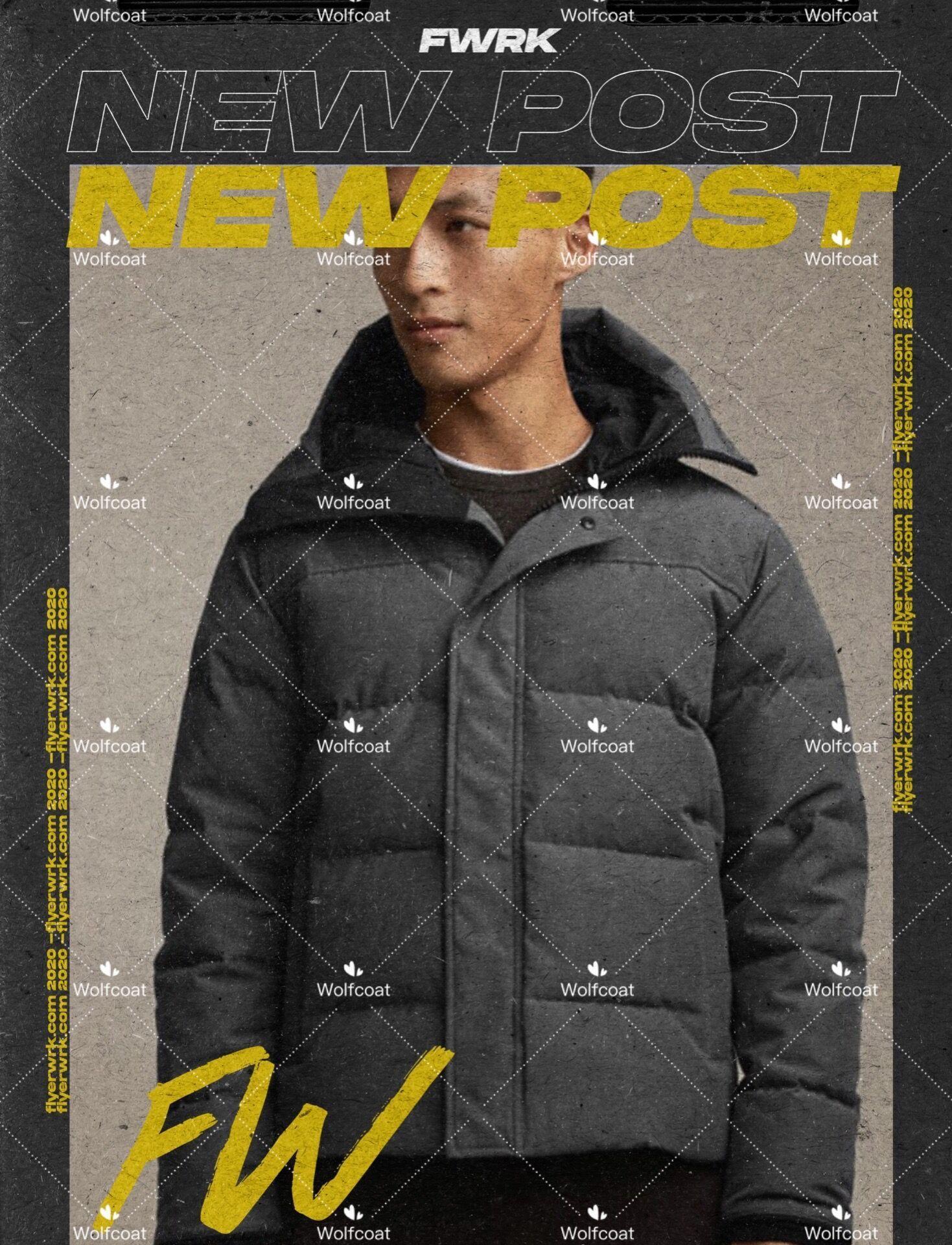 Moda Üst Marka Varış Erkek Aşağı Parka Kış Ceket Arctic Donanma Siyah Açık Ceket Hoodies Hiver Manteau Doudoune