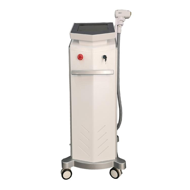 Factory high quality diode laser 808nm diode laser hair removal machine 808 diode laser hair removal device