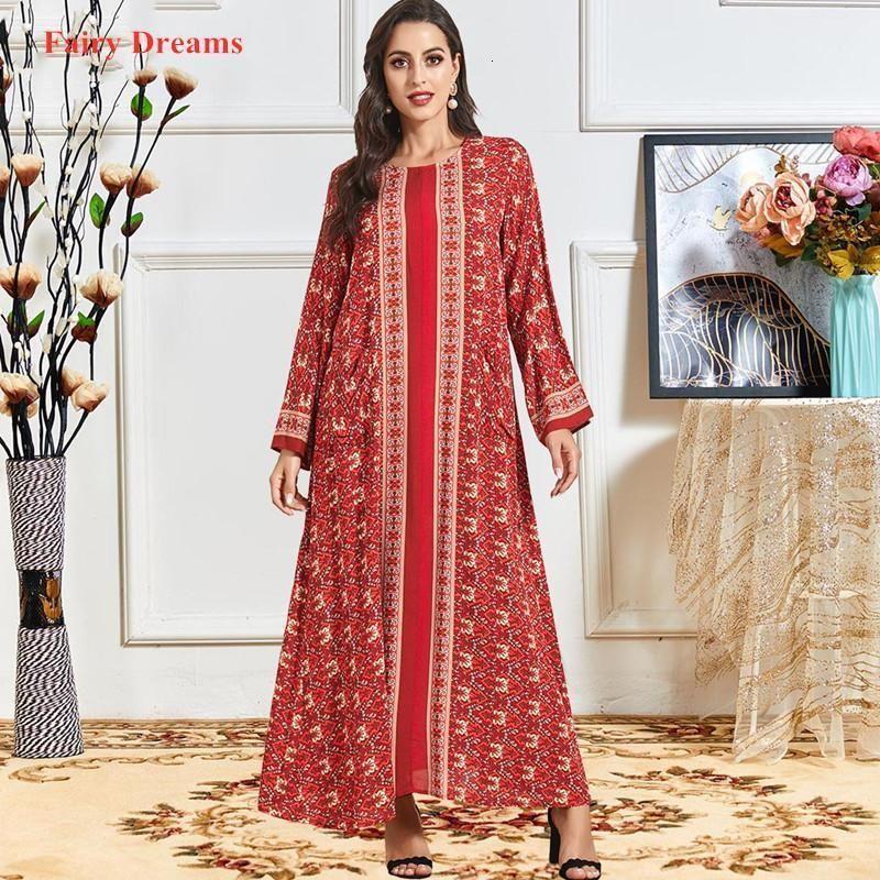 여자를위한 abayas for woman bangladesh 이슬람 의류 플러스 사이즈 Kaftan Dubai Abaya Marocain 아랍어 무슬림 드레스 Vestidos Mujer1