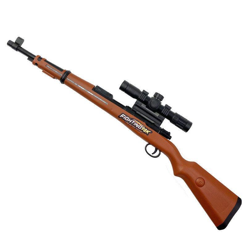 Pistola juguetes niño modelo bomba disparar lanzador la simulación eléctrica pistolas niños regalo de cumpleaños adulto juguete juguete