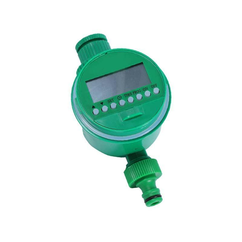 Waterproof Automatic Electronic Solenoid Valver Water Timer Garden Irrigation Controller Intelligence Watering System Equipments