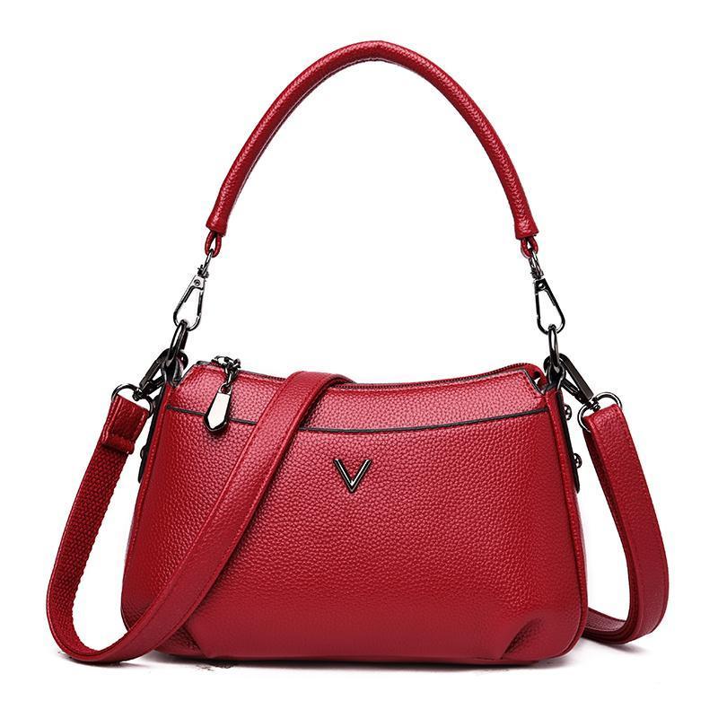 숙녀 핸드백 및 지갑 소녀 어깨 메신저 가방 작은 토트