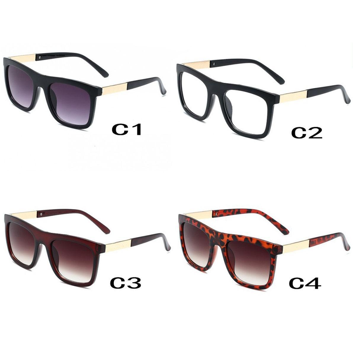 Moda Kare Kadın Erkek Güneş Gözlüğü Sürüş Spor Gözlük ABD Binme Rüzgar Sunglass Erkekler Için Bayan Vintage Çerçeve Güneş Shades Açık Gözlükler Eyilses
