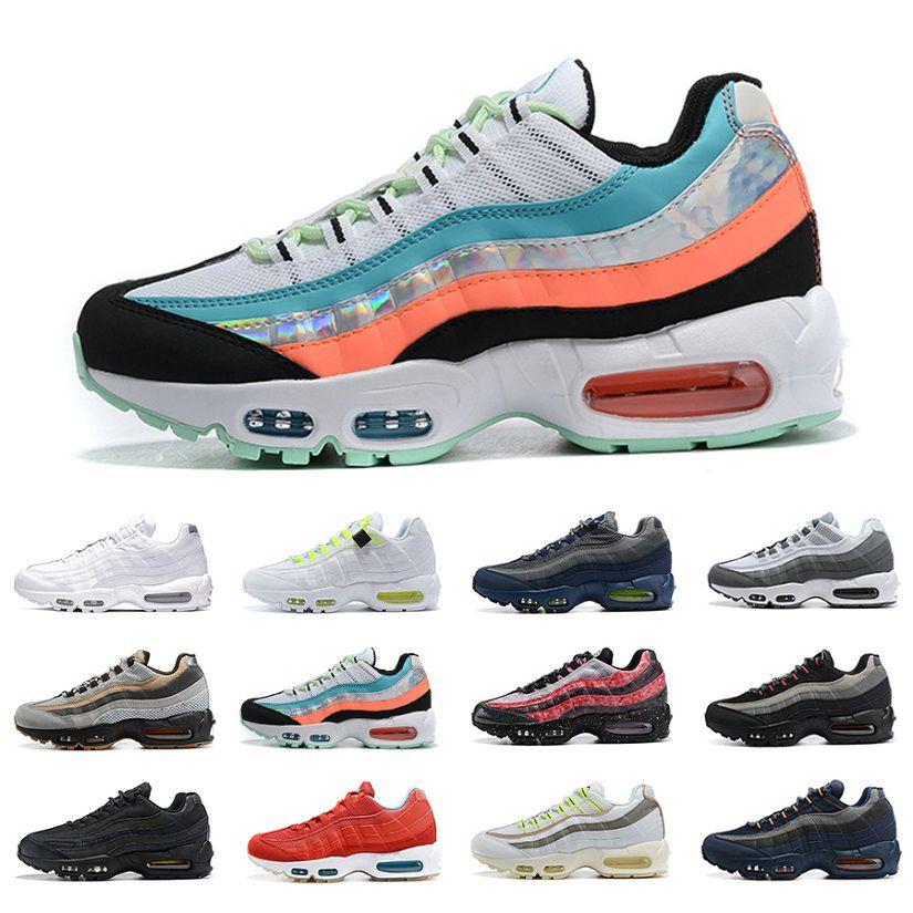 Acheter Nike Air Max 95 Airmax 95 Shoes Coussin Chaussures De ...