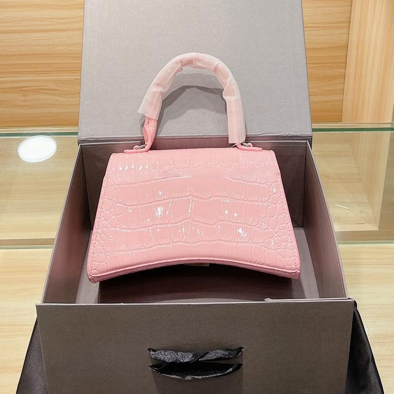 2021 Bolsos de la mujer Bolso de la compra Big B Big B Classic Cocodry Pattern Cross Body-Bag Lady Fashion Handbag Cross-Body-Bag Luxury Designer Ladies Bolsas de hombro