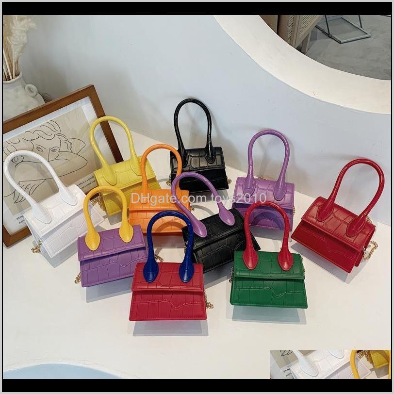 Taschen Baby, Kinder Mutterschaft Drop Lieferung 2021 Süße Prinzessin Asoresen Jelly Kinder Messenger Bügeleisen Mädchen Mode koreanische Eltern Kindertasche