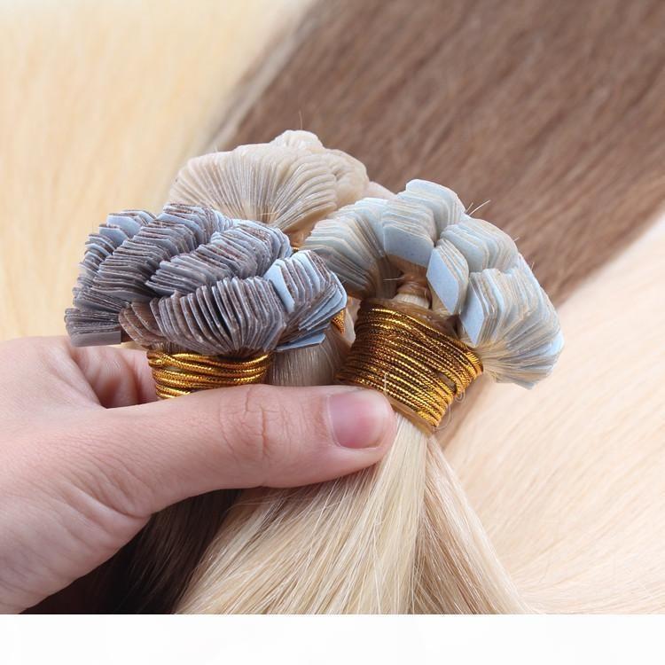 Factory en gros petite bande dans l'extension des cheveux sans soudure mini ruban adroge de cheveux