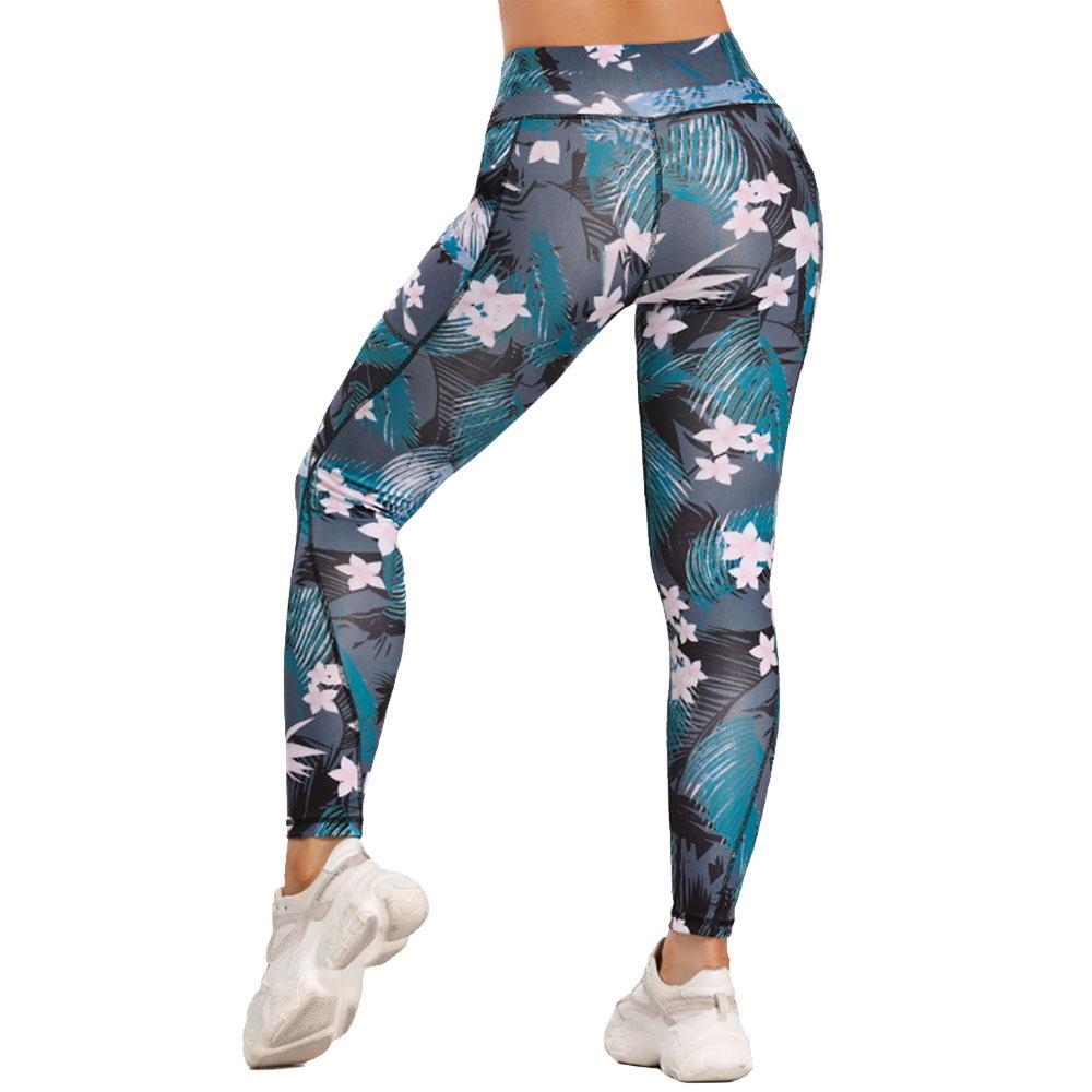 Kadınlar Yüksek Bel Yoga Pantolon Cepler Ile Spor Legging Koşu Pantolon Kadın Sıkı Spor Pantolon Egzersiz Telefon Cep Spor Giyim