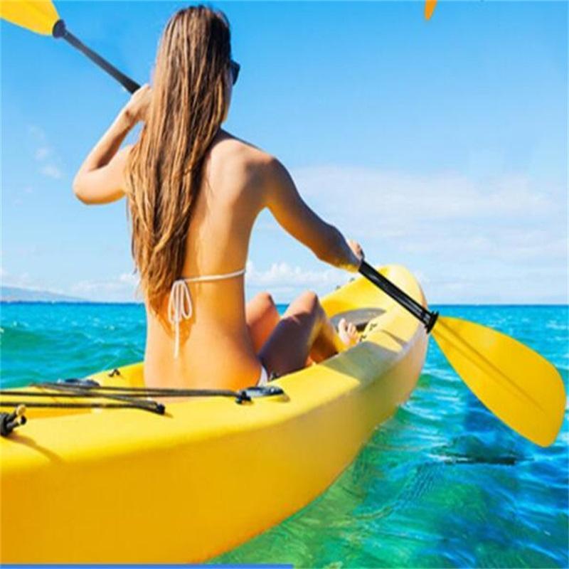 132cm SUP KAYAK Paddeltasche Wasserdichte Split Paddettenbeutel für Aufblasbare Boote 405 Z2