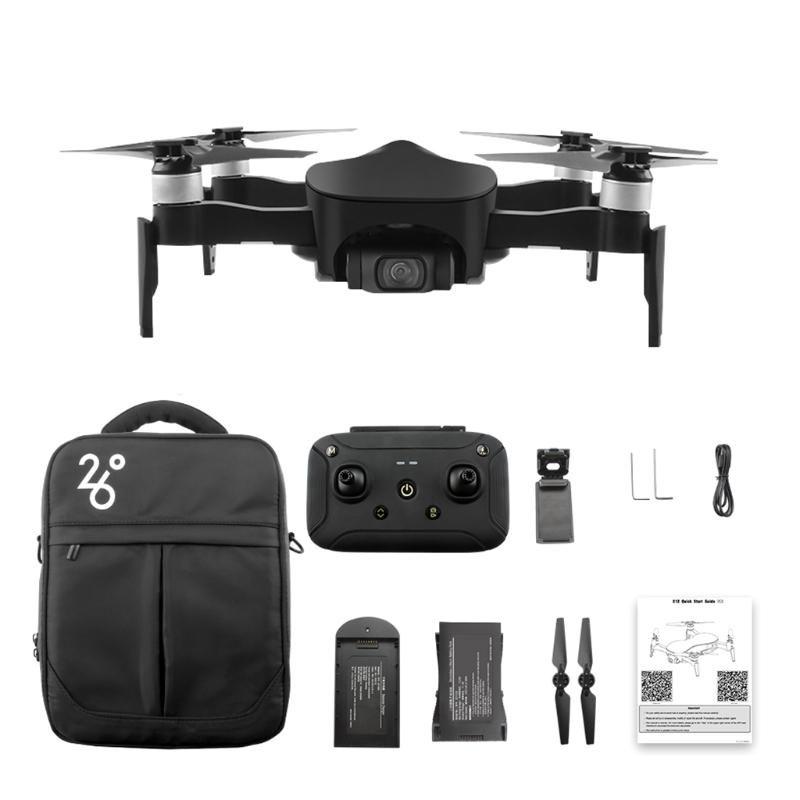 Aurora 5G WiFi FPV RC Drone Brushless Motor 1080P 4K Camera GPS Optical Flow Positioning Auto Follow Foldable U50F Drones