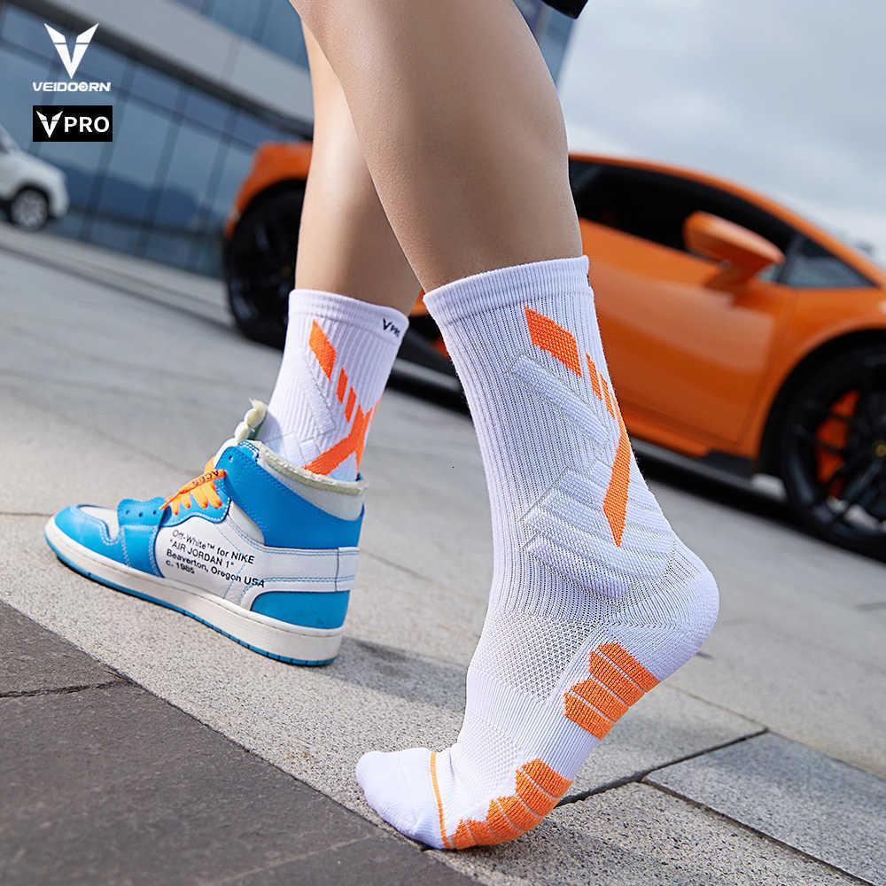 Sécurité Haute Qualité 35-45 Taille Basketball Courir de randonnée Tennis Hommes Femmes Vélos Respirant Sports lourds Socksyyknkn