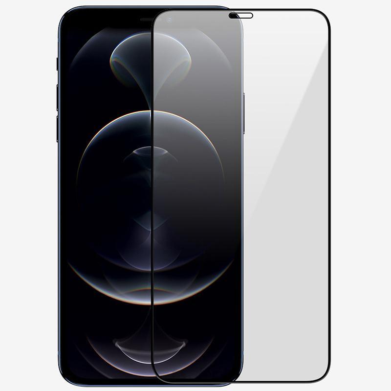 Temperli Cam Tam Kapsama Kapak Tutkal Kavisli Ekran Koruyucu Anti-Scratch Film Guard iPhone 13 Pro Max 12 Mini 11 XS XR X 8 7 6 6 S Plus SE