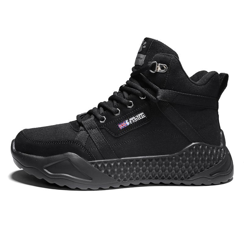 Serin Kind4 Sıcak Büyük Boy Kış Bej Beyaz Siyah Adam Erkek Erkek Çizmeler Baba Baba Sneakers Boot Eğitmenler Açık Yürüyüş Ayakkabıları