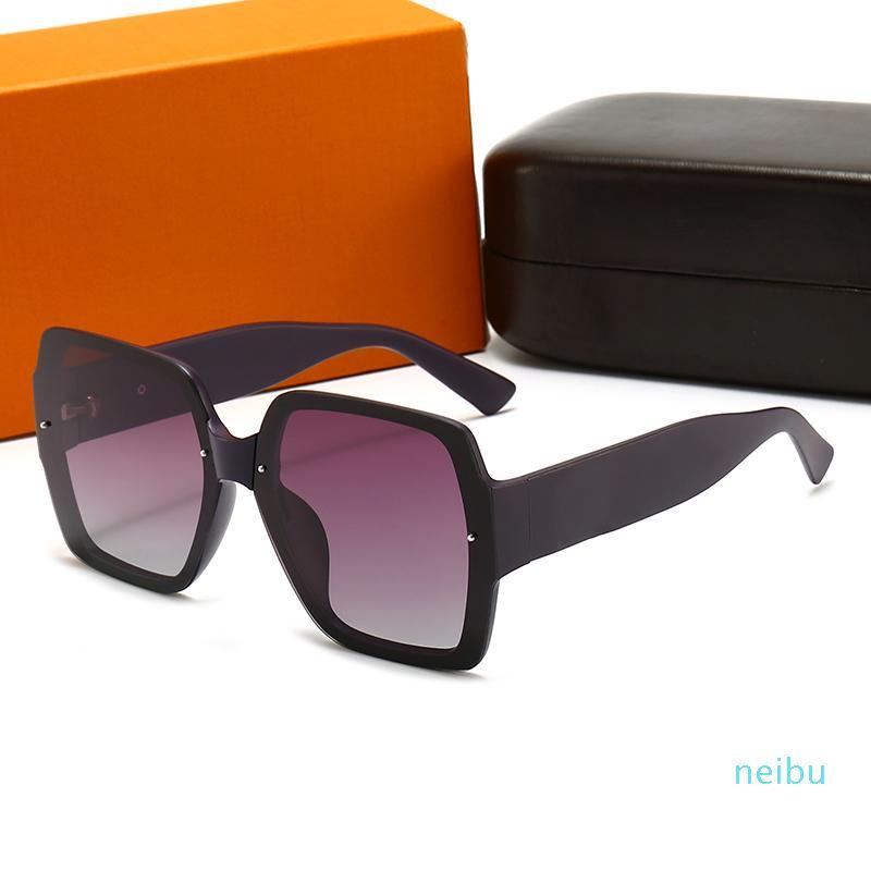 2021 최고 품질 분석 선글라스 여성 남성 클래식 스퀘어 537 태양 안경 패션 아이 워레 UV400 여름 스타일 전체