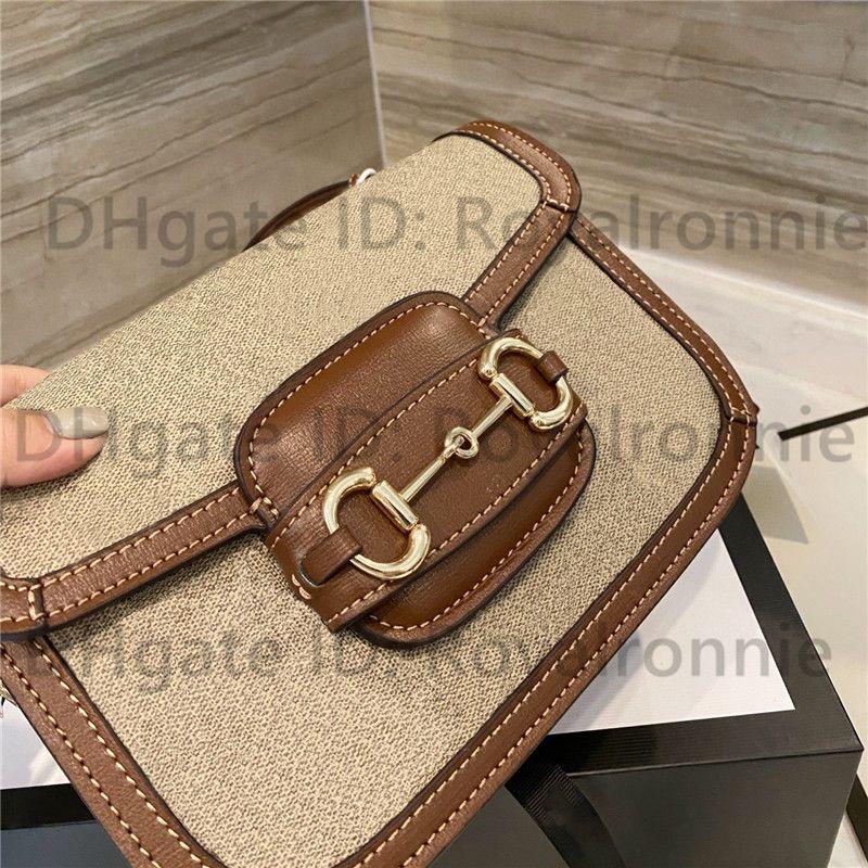 Lindo 2021 luxurys designers saddle bolsa 1955 clássico bolsa de ombro bolsas menina moda mulheres de alta qualidade