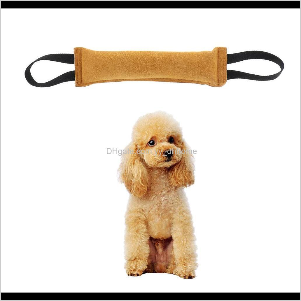 Toys Chews Outdoor Dog Training Bite Resistant Tug Pet Chew Stick Toy Xuh8O Uz7Qp