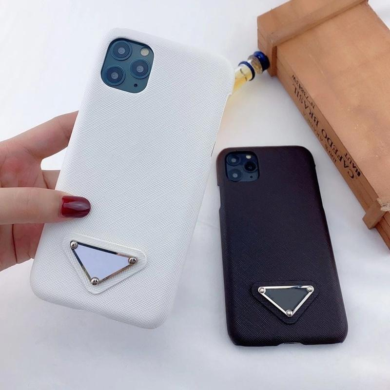 Fashion designer phone cases for iPhone 13 12 Pro Max 11 XR XS 7/8 plus PU leather protection shell shock-proof luxury cellphone case Samsung S10 S20P Note 10 20 ultra