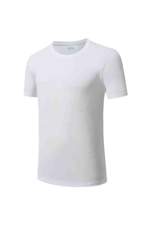 # 383 Tennis Shirt Blank Badminton Jersey Hommes Femmes Sportswear Entraînement Voleur T-shirts de sport en cours d'exécution Homme