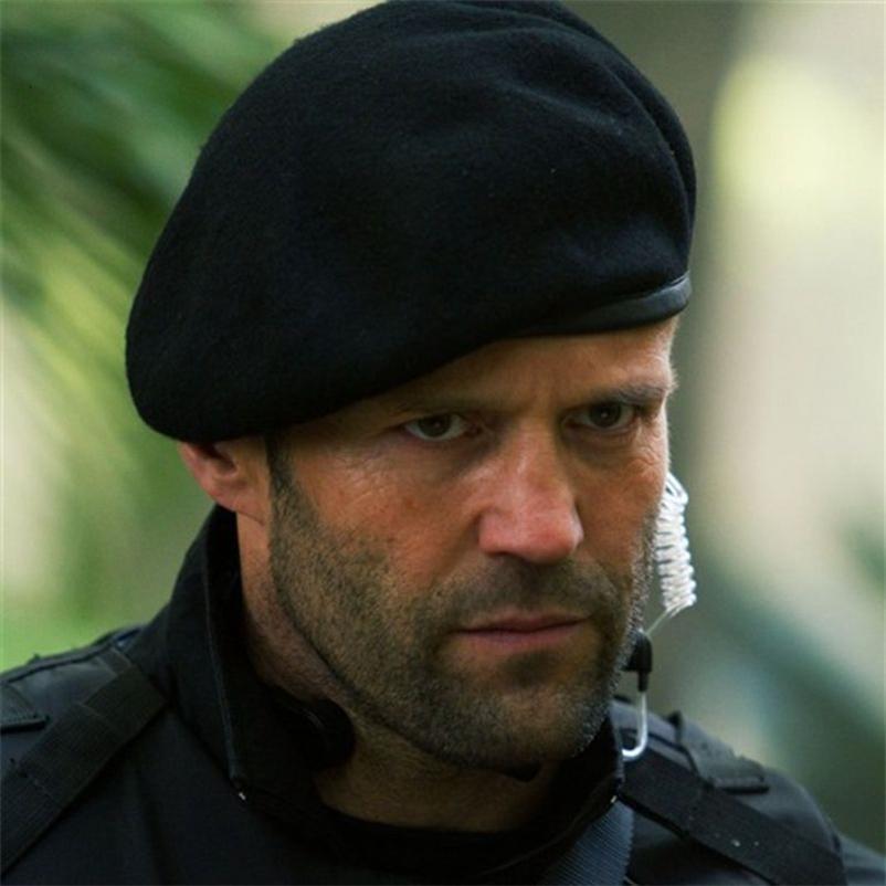 Büyük boy erkek yün bere sekizgen şapka Fransız sanatçısı ressam kapak asker keçe beanie artı donanma s s m l xl 210429
