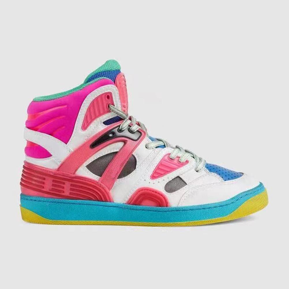 Kalite Rahat Ayakkabılar Erkek Kadın Sneaker Ayakkabı Espadrilles Sneakers Baskı Yürüyüş Nakış Tuval Yüksek Top Platformu by Shoe02 01