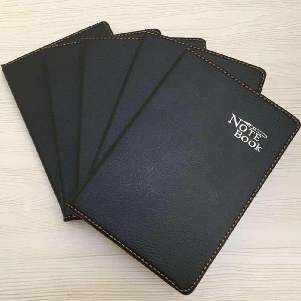 Black 32k Blocco note Notebook Busins Office Subli Volume Contatto Venditore