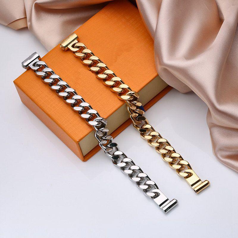 Bracelet d'amour Bracelets Femmes Men Hommes Titanium Vis Tournevis Link Gold Argent Rose Bracelets Bijoux avec sac de velours