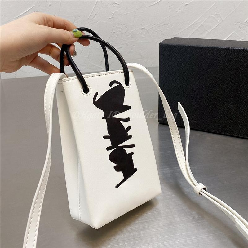 Bolsa Carteira Ombro Crossbody Embreagem Balca Saco Tote Bolsas Graffiti Crocodilo Barril-em forma de Bolsas Totes Carteiras Luxurys Designers 2021 Mulheres Bolsas Bolsas