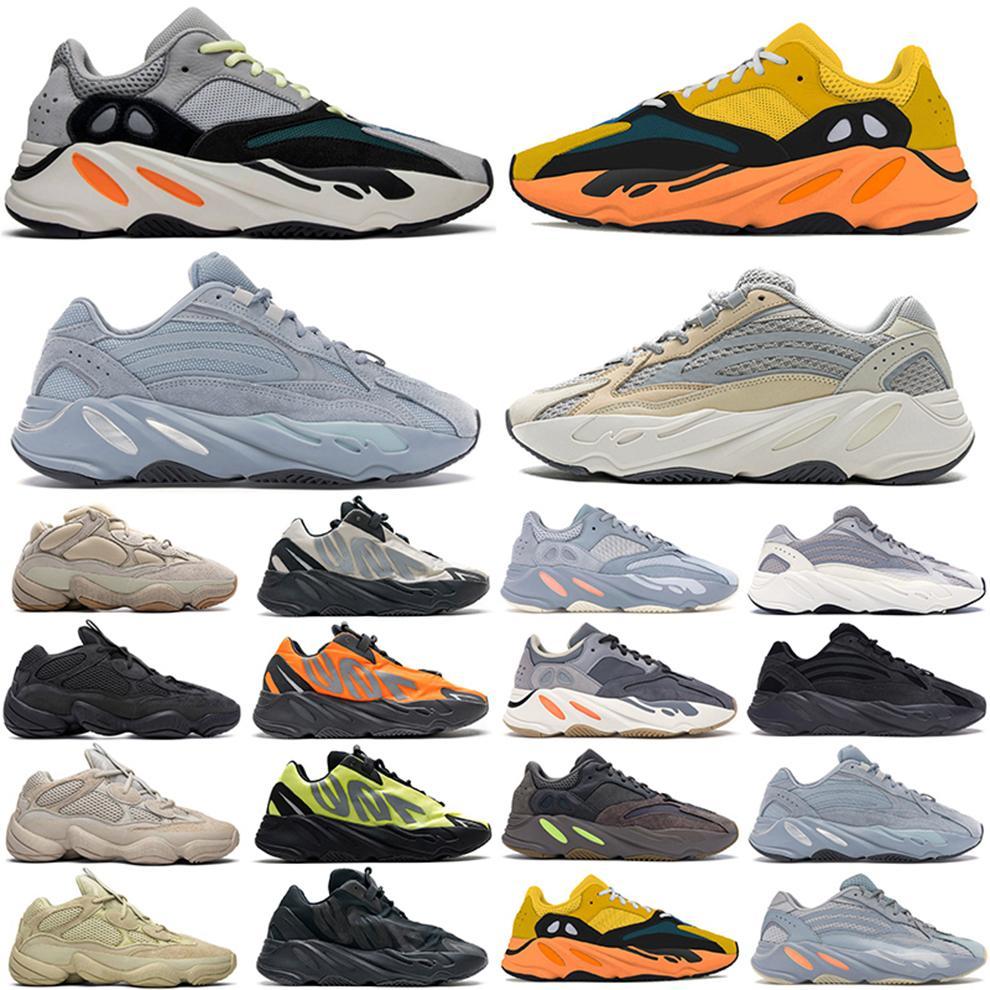 PK Sürüm Krem Güneş Ayakkabı Yıkama Turuncu Yardımcı Programı Siyah Vanta Erkekler Koşu Kadın Tasarımcı Sneakers Inertia Mnvn Runner Taupe Işık Topsportmarket