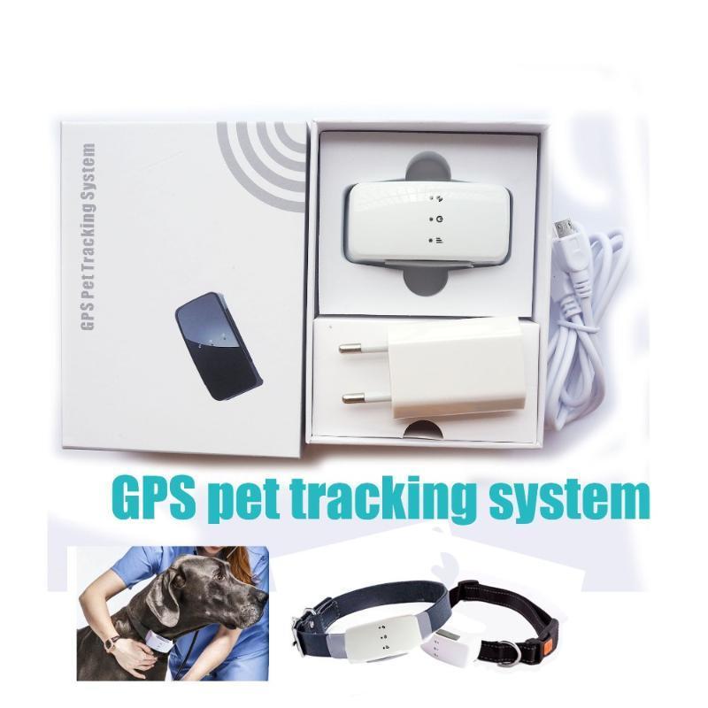 5 adet / grup GPS Tracker Evcil Hayvanlar / PET için Est Anti-kayıp Alarm