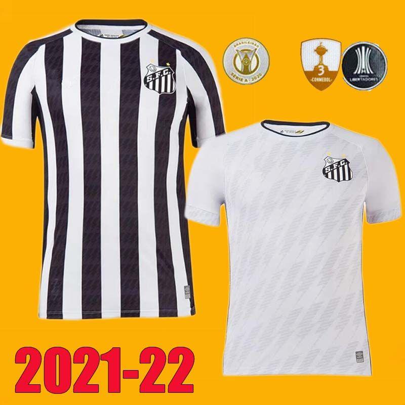 2021 Camisas 2021 2022 SANTOS FC Soccer Jerseys 21 22 Felipe ...