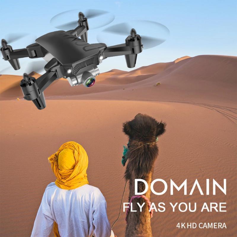 Smart Home Control R7 Mini Drone 4K Profesional Quadcopter con fotocamera GPS Pografia WiFi RC Helicopter HD Surveillance FPV Kit Giocattolo