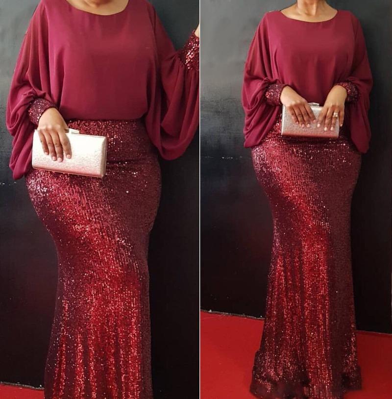 الأفريقي الترتر اللباس الأحمر الملابس كينيا جنوب أفريقيا مساء حزب السوبر جودة عالية النساء vestidos رداء الأفريقي الملابس العرقية