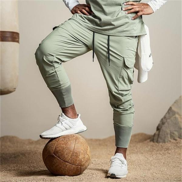 ASRV 남자 유행 브랜드 느슨한 멀티 포켓화물 바지 2021summer 새로운 얇은 스웨트 스포츠 바지 조깅 남자 팬티 hombre x0626
