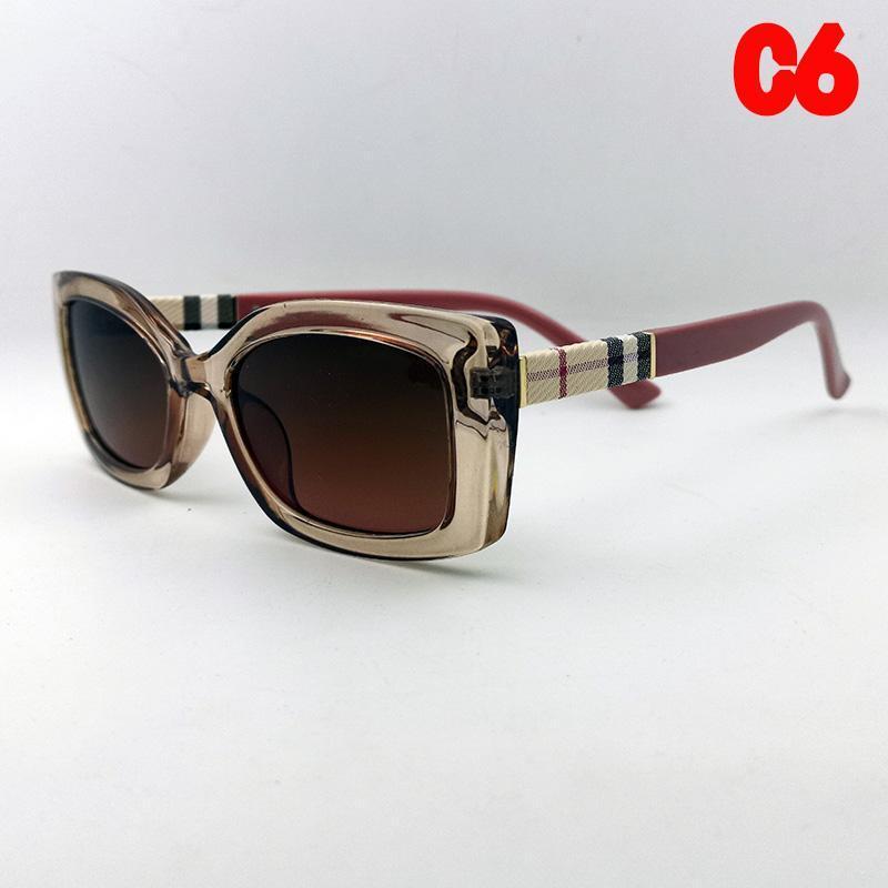 2021 Hohe Qualität Mode Vintage Womens Sonnenbrille Frauen Marke Designer Kleiner Rahmen Damenbrille mit Hüllen und Kasten Valentinstag Geschenke 001