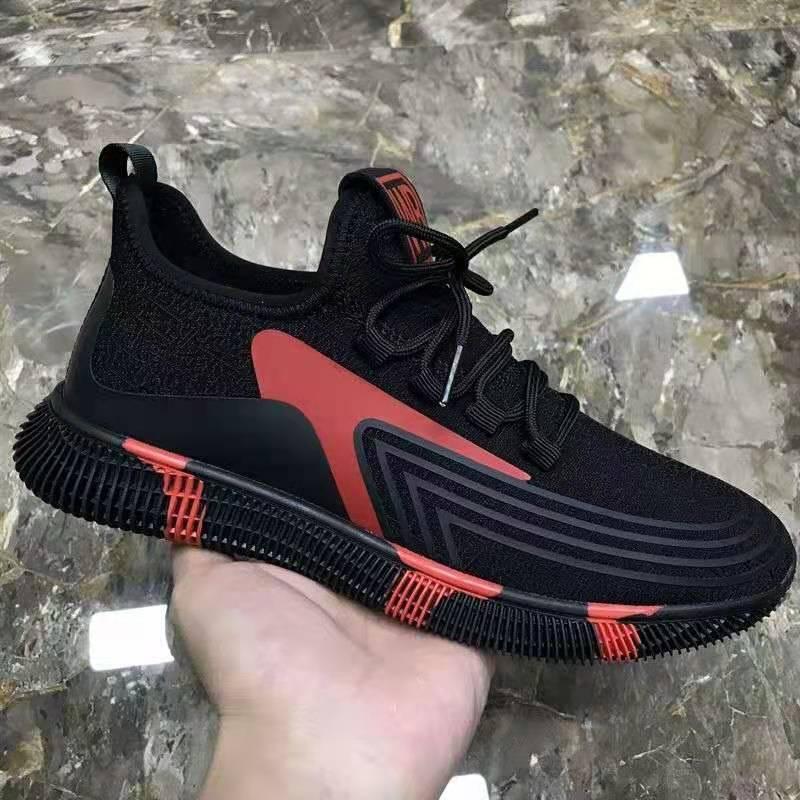 2021 Yeni Rahat Erkek Sneakers Erkek Bez Ayakkabı Düşük Üst Bez Ayakkabılar Sokak Satıcı Ayakkabı Tek Parça Dropshipping