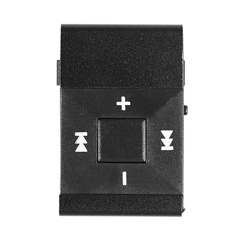 Mini MP3 Player Sport Music 16GB SD TF suportado com fone de ouvido Cabo USB Black MP4 jogadores