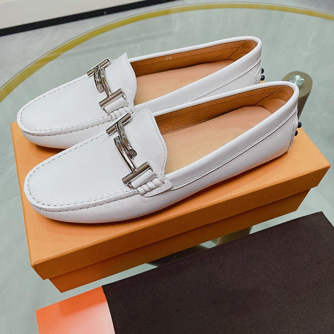 En Kaliteli Lüks Tasarımcı Sneakers Kadın Ayakkabı Bayanlar Klasik Bere Ayakkabı, Kutu Ile Su Boyalı Dana Dana Size35-40