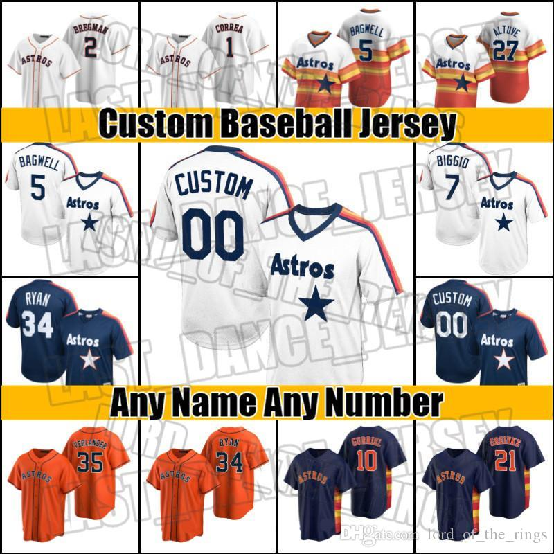 Astros 27 Jose Altuve Jersey Houston 21 Zack Greinke Jerseys Alex Bregman Carlos Corros Justin Verlander Jeejey Jeff Bagwell Yuli ZB65A