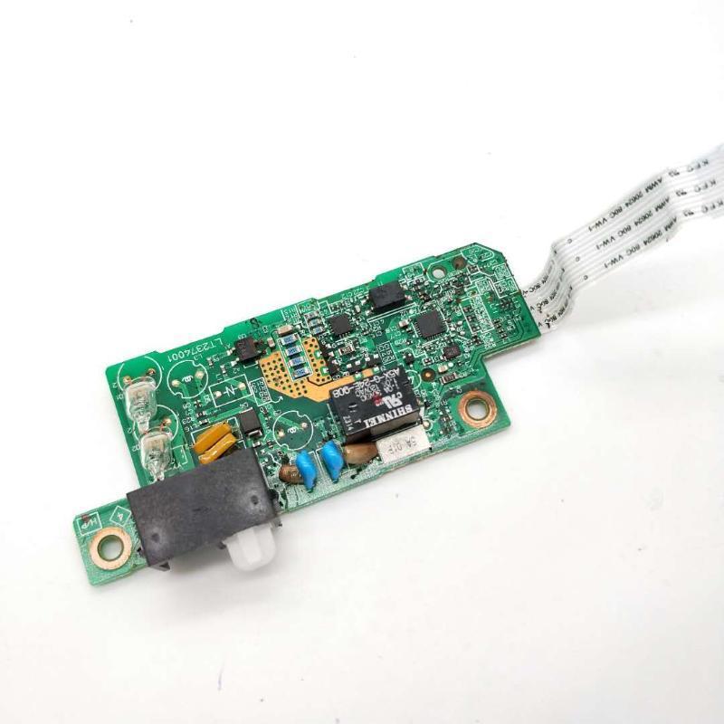 Sensore della scheda del motore della cinghia del motore della striscia dell'encoder per Brother MFC-J650DW J650DW Stampante Parte delle cartucce di inchiostri