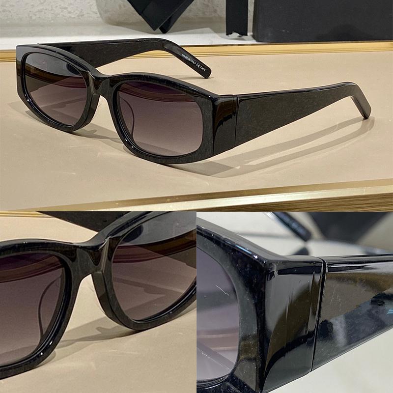 Sunglasses For Men and Women Summer style Anti-Ultraviolet 329 Retro Plate metal Full Small frame square fashion Eyeglasses Random Box